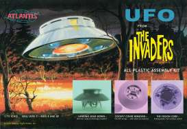 Planes  - UFO from the Invaders  - 1:72 - Atlantis - AMC1006 - AMC1006 | The Diecast Company