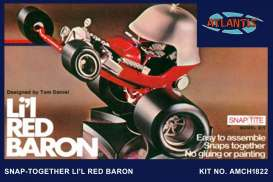 Tom Daniels Red Baron - Atlantis - AMCM6650 - AMCM6650 | The Diecast Company
