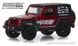 Jeep  - Wrangler 2012 red - 1:64 - GreenLight - 30086 - gl30086 | The Diecast Company