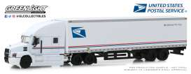 Mack  - Anthem 2019 white/blue - 1:64 - GreenLight - 30090 - gl30090 | The Diecast Company