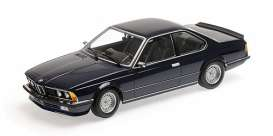 BMW  - 635 CSI 1982 blue - 1:18 - Minichamps - 155028101 - mc155028101 | The Diecast Company