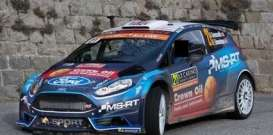 Ford  - Fiesta RS WRC 2019 red/blue - 1:43 - IXO Models - ram702 - ixram702 | The Diecast Company