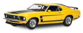 Ford  - Mustang Boss 302 1969  - 1:25 - Revell - US - 4313 - rmxs4313 | The Diecast Company
