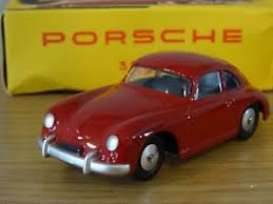 Porsche  - 356A red - 1:43 - Magazine Models - 4659116 - magDT4659116 | The Diecast Company