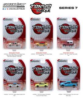 Assortment/ Mix  - various - 1:64 - GreenLight - 47050 - gl47050 | The Diecast Company