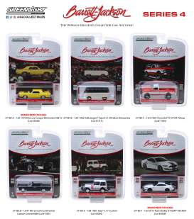 Assortment/ Mix  - various - 1:64 - GreenLight - 37180 - gl37180 | The Diecast Company