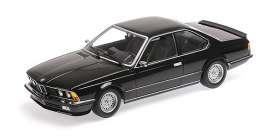 BMW  - 635 CSI 1982 black - 1:18 - Minichamps - 155028104 - mc155028104 | The Diecast Company