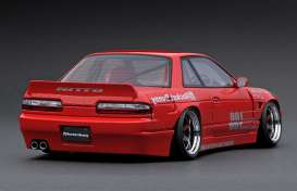 Rocket  - Bunny S13 V1 red - 1:18 - Ignition - IG1130 - IG1130 | The Diecast Company