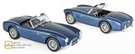 AC  - Cobra 289 1963 blue metallic - 1:18 - Norev - 182753 - nor182753 | The Diecast Company