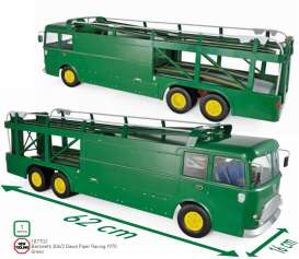Fiat  - Bartoletti 306/2 1970 green - 1:18 - Norev - 187702 - nor187702 | The Diecast Company