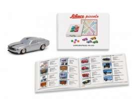 Ford Catalogue - Mustang grey - 1:90 - Schuco - 6074 - schuco6074 | The Diecast Company