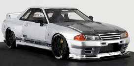 Nissan  - GT-R silver - 1:18 - Ignition - IG1525 - IG1525 | The Diecast Company