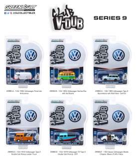 Assortment/ Mix  - various - 1:64 - GreenLight - 29960 - gl29960 | The Diecast Company