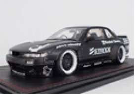 Rocket  - Bunny S13 V2 matte black - 1:18 - Ignition - IG1137 - IG1137 | The Diecast Company