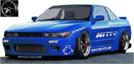 Rocket  - Bunny S13 V2 blue - 1:18 - Ignition - IG1138 - IG1138 | The Diecast Company