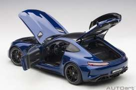 Mercedes Benz  - blue metallic - 1:18 - AutoArt - 76334 - autoart76334 | The Diecast Company
