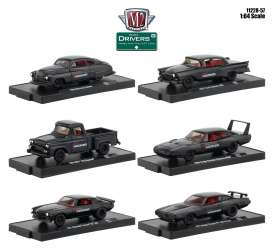 Assortment/ Mix  - black pearl - 1:64 - M2 Machines - 11228-57 - M2-11228-57 | The Diecast Company