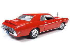 Mercury  - Cougar 1969 orange - 1:18 - Auto World - AMM1183 - AMM1183 | The Diecast Company