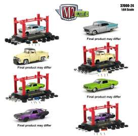Assortment/ Mix  - various - 1:64 - M2 Machines - 37000-24 - M2-37000-24 | The Diecast Company