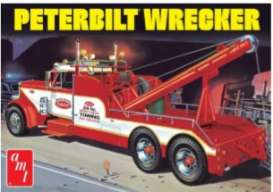 Peterbilt  - 359 Wrecker  - 1:25 - AMT - s1133 - amts1133 | The Diecast Company