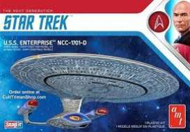 Star Trek  - U.S.S. Enterprise  - 1:2500 - AMT - s1126 - amts1126 | The Diecast Company