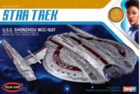 Star Trek  - USS Shenzhou  - 1:2500 - Polar Lights - 0967 - plls0967 | The Diecast Company