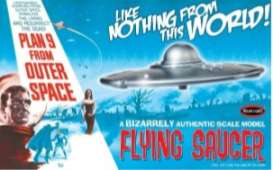 Space  - Flying Saucer  - 1:48 - Polar Lights - 0970 - plls0970 | The Diecast Company