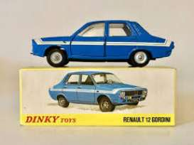 Renault  - 12 Gordini blue - 1:43 - Magazine Models - 2267003 - magDT2267003 | The Diecast Company