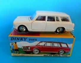 Simca  - 1500 Break white - 1:43 - Magazine Models - 2267004 - magDT2267004 | The Diecast Company