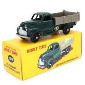 Studebaker  - green - 1:43 - Magazine Models - 2576019 - magDT2576019 | The Diecast Company