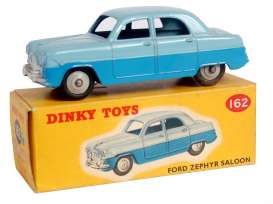 Ford  - Zephyr blue - 1:43 - Magazine Models - 4659109 - magDT4659109 | The Diecast Company