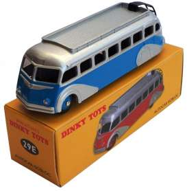 Autocar  - Isobloc blue - 1:43 - Magazine Models - 467712 - magDT4677112 | The Diecast Company