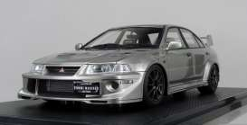 Mitsubishi  - Lancer Evolution silver - 1:18 - Ignition - IG1554 - IG1554 | The Diecast Company