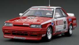 Nissan  - Skyline 1988 red - 1:18 - Ignition - IG1726 - IG1726 | The Diecast Company