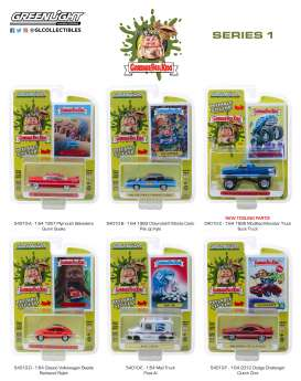 Assortment/ Mix  - various - 1:64 - GreenLight - 54010 - gl54010 | The Diecast Company