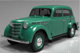 Moskvitch  - 400-420 1946 green - 1:18 - KK - Scale - 180255 - kkdc180255 | The Diecast Company