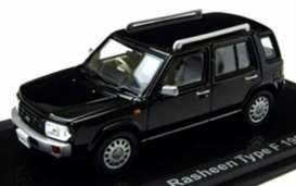 Nissan  - Rasheen Type II 1995 black - 1:43 - Norev - 420164 - nor420164 | The Diecast Company