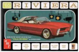 Buick  - Riviera 1965  - 1:25 - AMT - s1121 - amts1121 | The Diecast Company