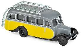 Citroen  - U23 1947 yellow/grey - 1:87 - Norev - 159925 - nor159925 | The Diecast Company