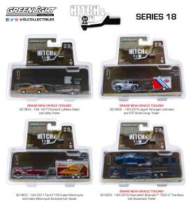 Assortment/ Mix  - various - 1:64 - GreenLight - 32180 - gl32180 | The Diecast Company