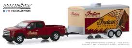 Ford  - F-150 2017 red - 1:64 - GreenLight - 32180C - gl32180C | The Diecast Company