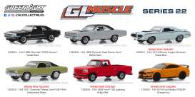 Assortment/ Mix  - various - 1:64 - GreenLight - 13250 - gl13250 | The Diecast Company