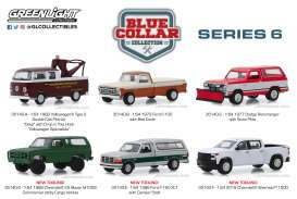 Assortment/ Mix  - various - 1:64 - GreenLight - 35140 - gl35140 | The Diecast Company