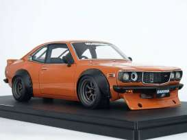 Mazda  - Savanna orange - 1:18 - Ignition - IG1143 - IG1143 | The Diecast Company