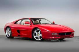 Ferrari  - F355 red - 1:12 - GT Spirit - 242 - GT242 | The Diecast Company