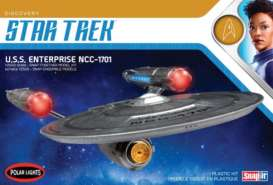 Star Trek  - USS Discovery Enterprise  - 1:2500 - Polar Lights - POL0971 - plls0971 | The Diecast Company