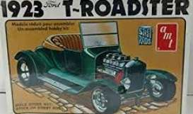 Ford  - Model T 1923  - 1:25 - AMT - s1130 - amts1130 | The Diecast Company