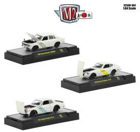 Assortment/ Mix  - various - 1:64 - M2 Machines - 32500-S64 - M2-32500S64 | The Diecast Company