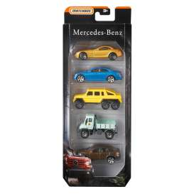 Assortment/ Mix  - various - 1:64 - Matchbox - FYH44 - matFHY44 | The Diecast Company