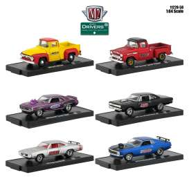 Assortment/ Mix  - various - 1:64 - M2 Machines - 11228-58 - M2-11228-58 | The Diecast Company